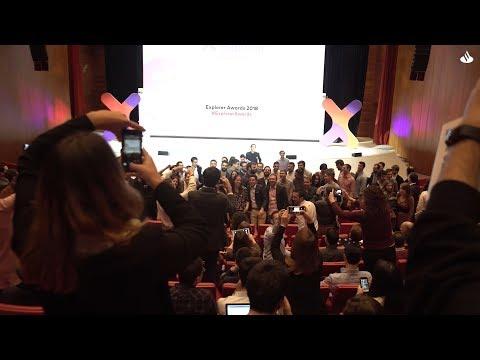 Premios Explorer Awards 2018