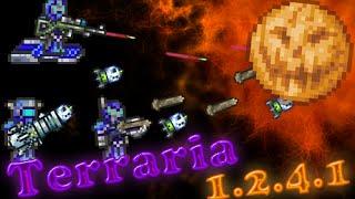 Terraria 1.2.4.1 - Стрелок, Лучник и Гранатомётчик