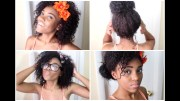 school curly hairstyles