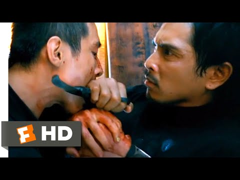 The Man from Nowhere (2010) - Tooth and Blade Scene (8/10) | Movieclips