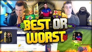 FIFA 18: Barca COUTINHO BEST or WORST! 🔥🚀