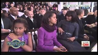 President Obama Inaugural Parade Beginning (January 21, 2013)
