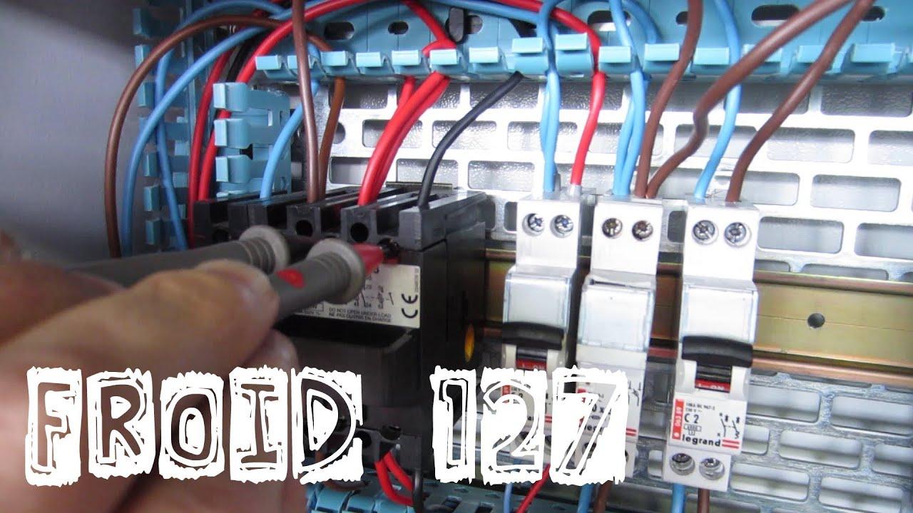 Froid127 Dpannage Lectrique Problme Sur Le Neutre