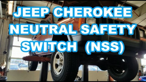 small resolution of 94 jeep cherokee neutral safety switch wiring wiring diagram split 91 jeep cherokee neutral switch wiring diagram