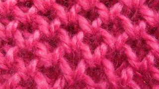 Knitting Pattern | Honeycomb design