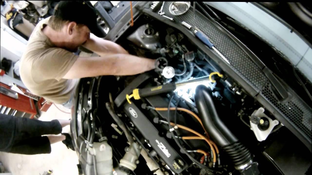 2005 ford focus alternator wiring diagram mitsubishi canter radio removal time lapse - youtube