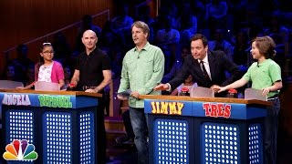 Tonight Show ″Are You Smarter than a 5th Grader?″ with Pitbull and Jeff Foxworthy