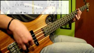Jamiroquai - (Don't) Give Hate A Chance (Bass Cover) (Play Along Tabs In )