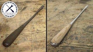 1930s Oldtimer Screwdriver - Perfect Restoration