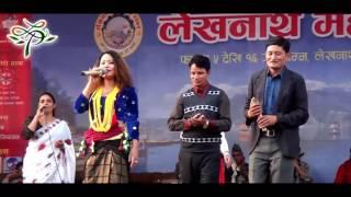 Live Dohori Priti Ale Magar VS aamar   दोहोरि घम्सा घम्सी   NEW HD
