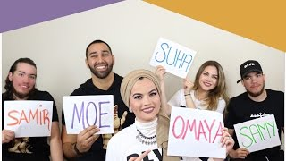 ″MOST LIKELY TO″ Sibling Edition | OMAYA ZEIN
