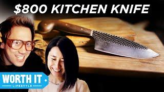 $8 Kitchen Knife Vs. $800 Kitchen Knife