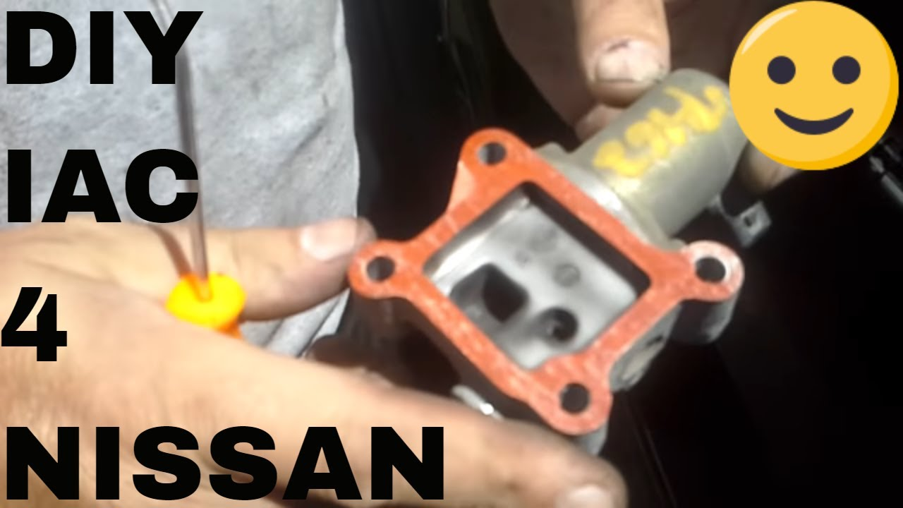 Valve Location On 1999 Nissan Altima Idle Air Control Valve Location