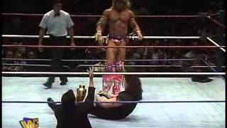Ultimate Warrior vs Undertaker WWF 1991