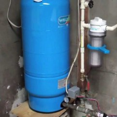 Well Pressure Tank Installation Diagram Ez Go Wiring For Golf Cart Amtrol Wx-202 Well-x-trol Problems - Youtube