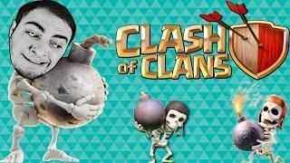 Clash of Clans #5 Orda Bir Köy Var Uzakta