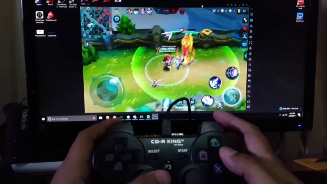 mobile legends game controller