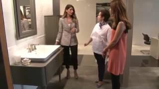 En çarpıcı banyo fikirleri ile Kale showroom'undan canlı yayındaydık!