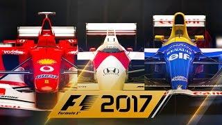 F1 2017 Codemasters - ¡VUELVE MODO CLÁSICO! Modo Trayectoria Clásico! Mejoras y más!