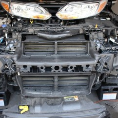 Ford Fiesta Mk7 Headlight Wiring Diagram Subwoofer For 6 Subs Focus Third Gen - Front Bumper Removal How To Guide Mk3 (2011 Present) Youtube