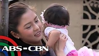 TV Patrol: Kim Chiu, naging 'nanay for a day' sa ilang street children