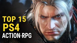 Top 15 PS4 Action-RPGs of All Time | whatoplay