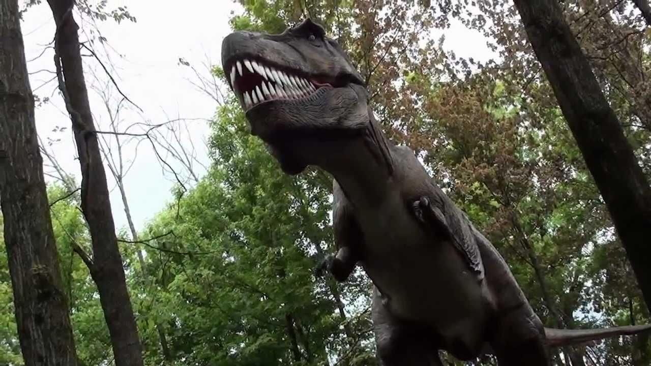 Dinosaurs Alive Kings Island