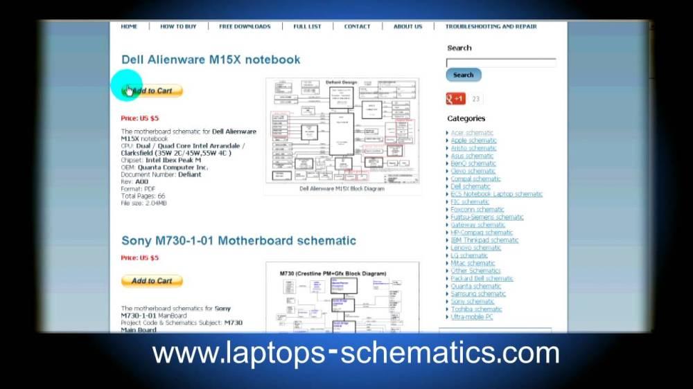 medium resolution of motherboard schematic block diagrams laptop notebook schematics