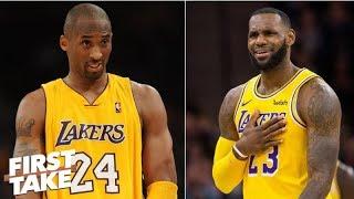 Stephen A. scoffs at notion LeBron-Kobe could've beaten MJ-Pippen   First Take