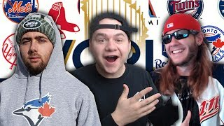 RS PREDICT 2019 MLB WORLD SERIES, MVP, CY YOUNG