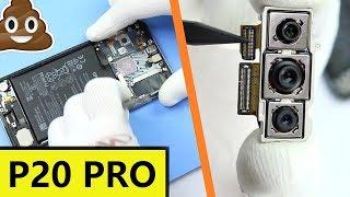 💩El Huawei P20 Pro POR DENTRO... NO MOLA!