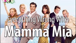 Watch Everything Wrong With Mamma Mia In 15 Minutes Or Less Video