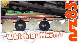 AR-15 - The Truth About Buffers