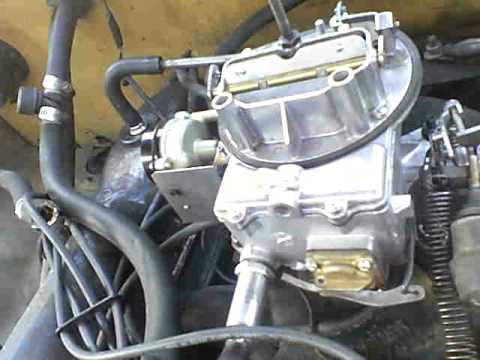 1985 Ford F 250 Wiring Diagram Ford 360 2bbl Carb 1974 4 Speed 2 Wheel Drive Youtube