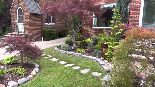 2 landscaping ideas