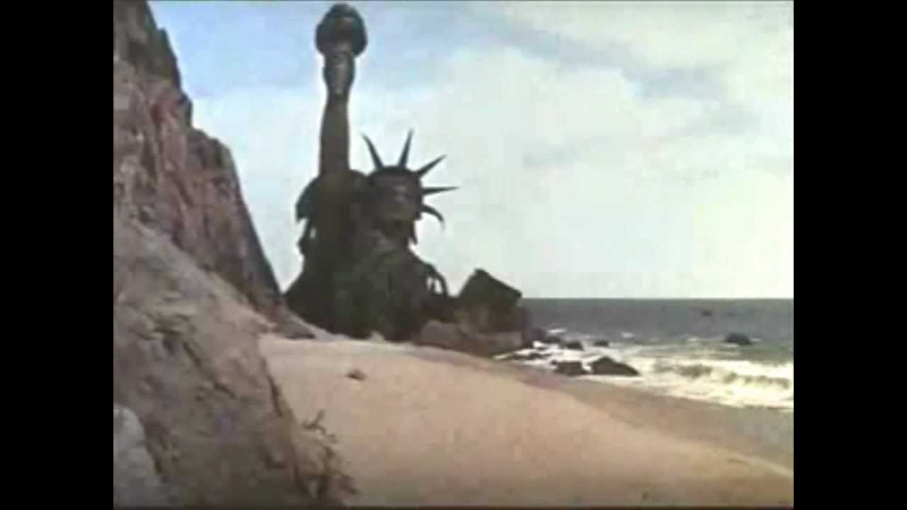 Planet Of The Apes 1968 Ending YouTube