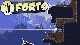 Forts Gameplay - Siberia and the Middle East! - New Levels and Maps - Forts Gameplay Highlights