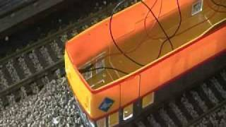 How To : How To fit an Express Models light pack to a Loco that Doesn't have lights!