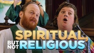 """The Church For People Who Are """"Spiritual, But Not Religious"""""""