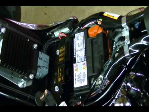 2003 Harley Wiring Diagram Motorcycle Repair How To Replace A Battery On A Harley