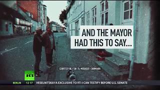 Danish anti-Islamization group plays Muslim 'prayer call' to wake up city mayor