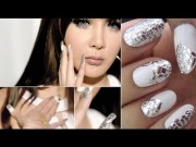 2ne1 park bom inspired nails