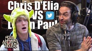 Chris D'Elia vs Logan Paul - YMH Highlight