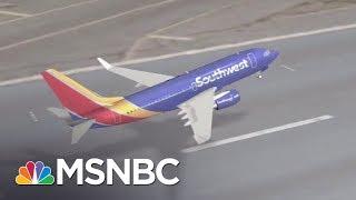 From Takeoff To Emergency Landing: A Timeline Of Southwest Flight 1380 | Velshi & Ruhle | MSNBC