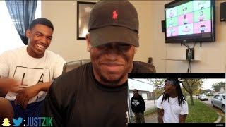 Montana of 300 - ″Try Me″ Remix (Music )- REACTION