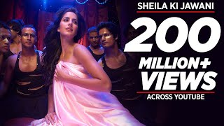 ″Sheila Ki Jawani″ Full Song | Tees Maar Khan (With Lyrics) Katrina Kaif