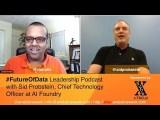 @SidProbstein / @AIFoundry on Leading #DataDriven Technology Transformation #FutureOfData #Podcast