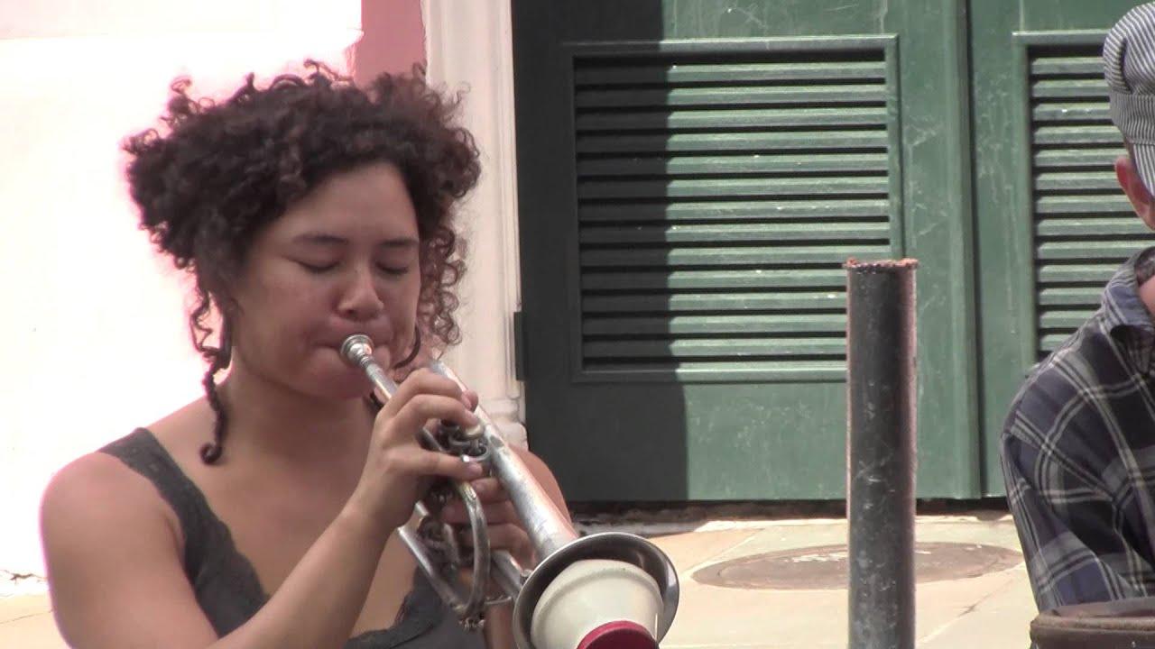 Tuba Skinny On Royal Street New Orleans