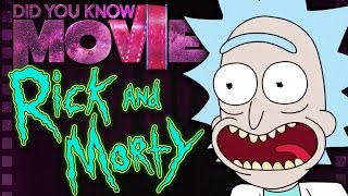 Watch RICK AND MORTY - How to Troll Big Studios | Did You Know Movies Video