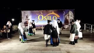 Gruppo folk Busachi bella mia-OSILO